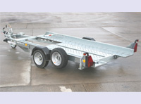 CT136SA Car Transporter Trailers