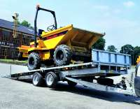 Tiltbed Series Flatbed Trailers