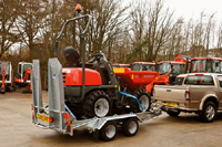 GH Series Plant Trailers