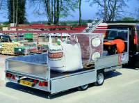 LM Series Flatbed Trailers