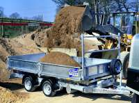 TT126 Tipper Trailer